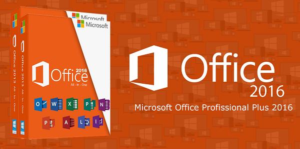 Download Microsoft Office 2016 Professional Plus + Crack Mới Nhất