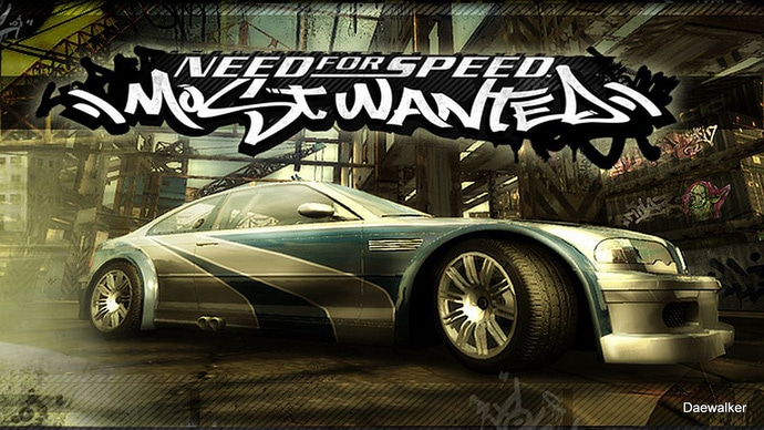 Hình ảnh Need For Speed Most Wanted