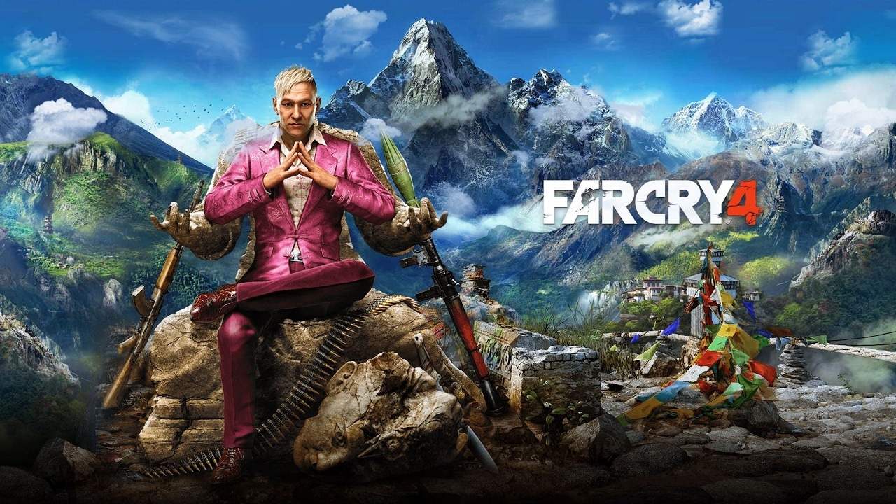 Download Game Far Cry 4 Full PC