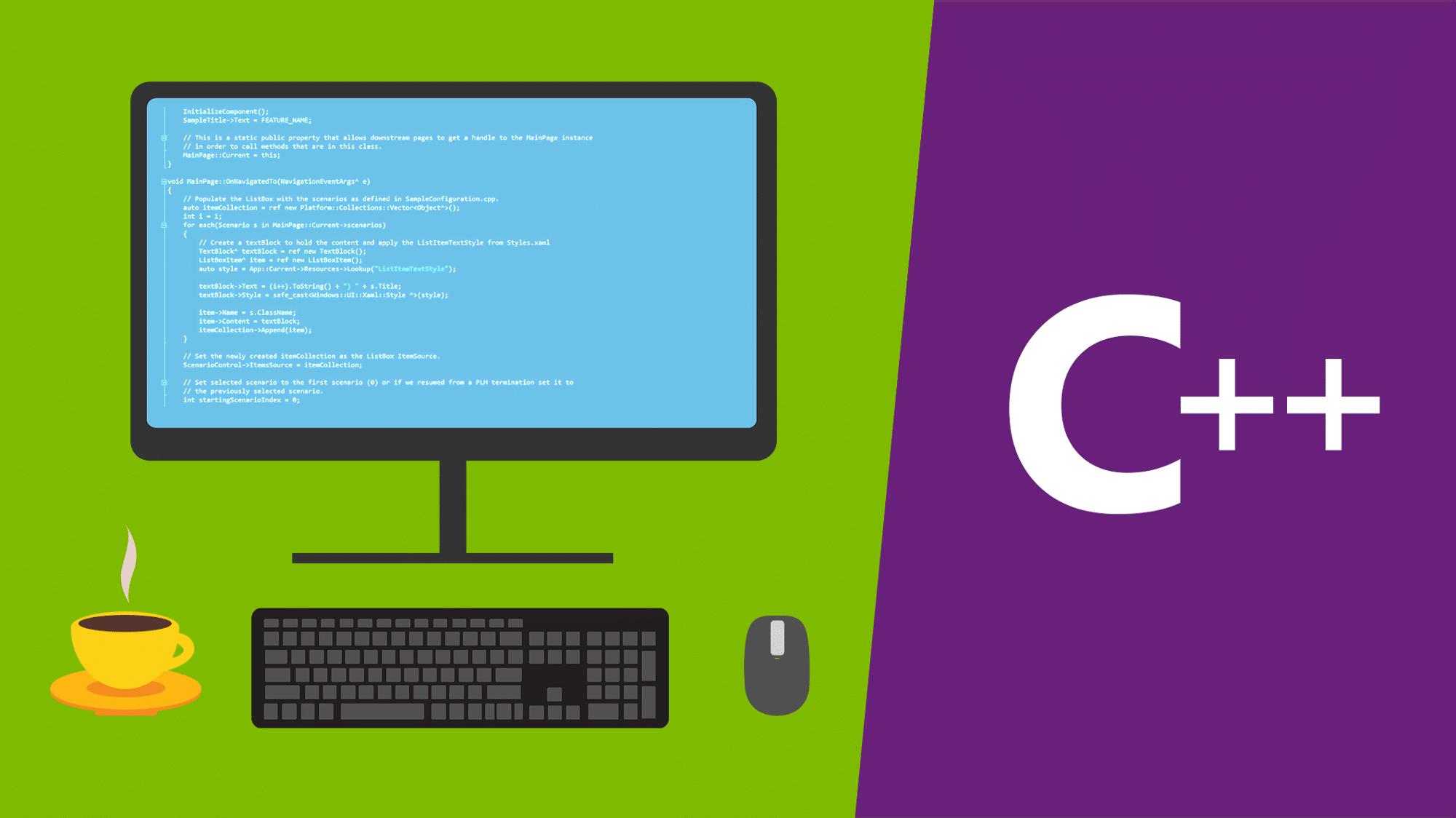 Share Khóa Học Thành Thạo C++ Trong 108 Bài Học Trên Unica