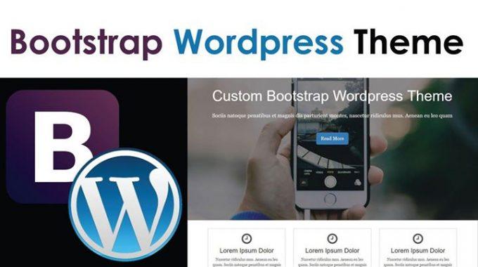 Lập Trình WordPress Theme Với Bootstrap Cho Doanh Nghiệp