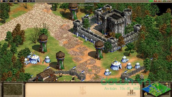 Hình ảnh trong game AOE 2