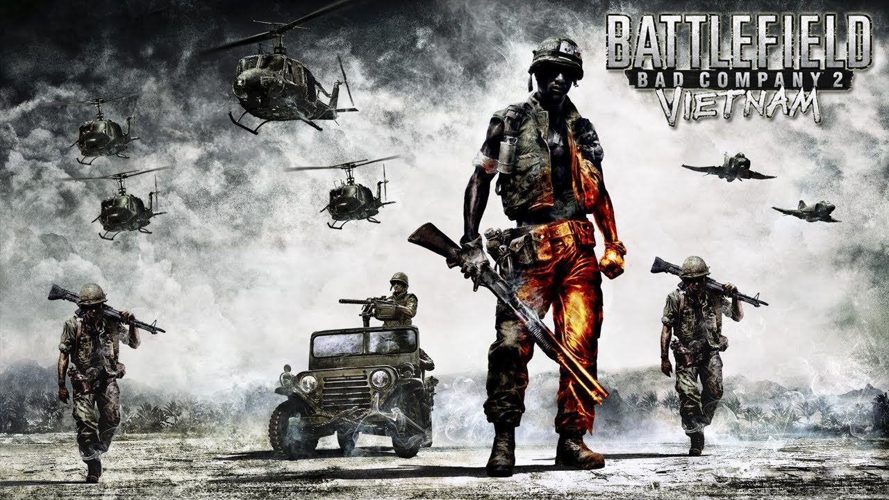 Battlefield Bad Company 2 Việt Nam Full PC