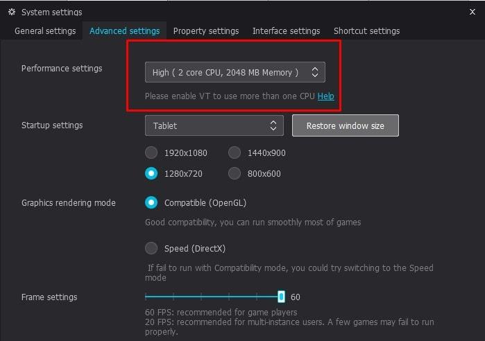 Chỉnh cấu hình chơi Pubg mobile trên PC