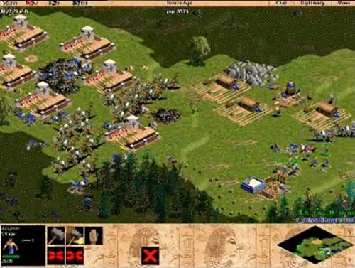 Hình ảnh trong game AOE 1