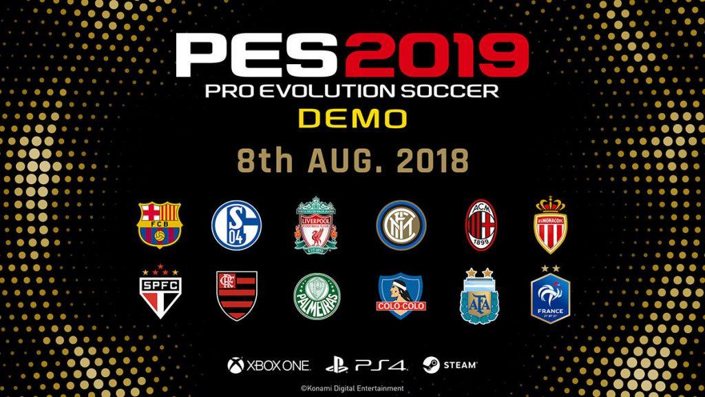 Hướng Dẫn Tải Và Cài Đặt PES 2019 Demo Cho PC