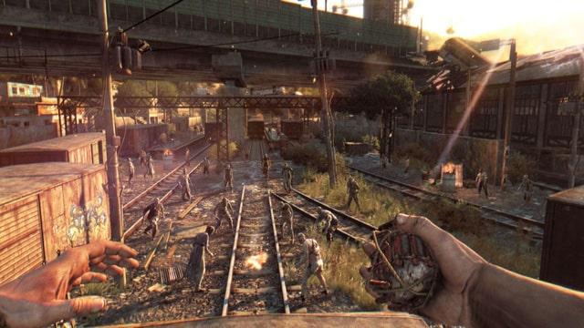Hình ảnh trong game Dying Light