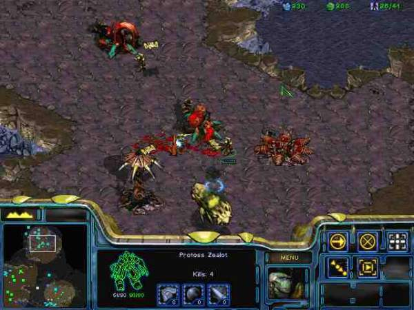 Tải Game StarCraft 1 Full PC