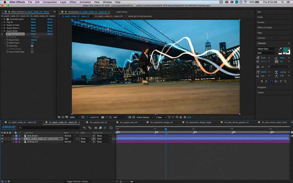 Tải ngay After Effects CC 2019