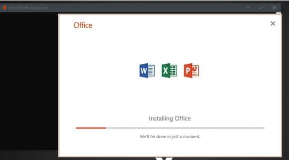 VĂN PHÒNG - Hướng dẫn cài đặt Office 365 Pro Plus Retail