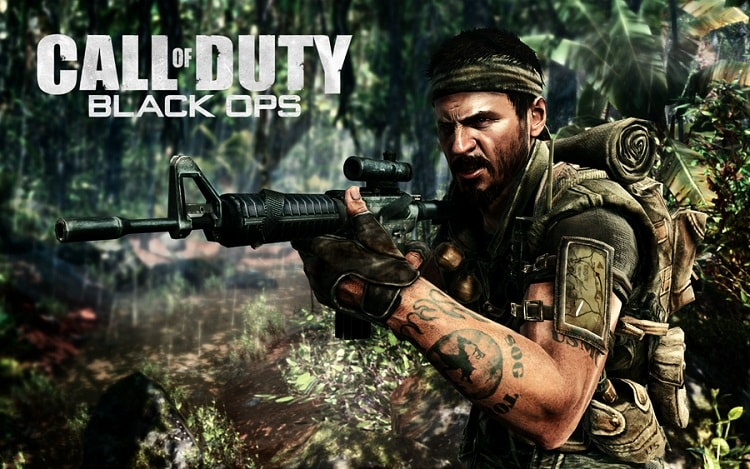 Tải ngay game Call of Duty Black Ops