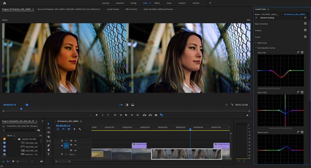 Tải Adobe Premiere Pro CC 2019