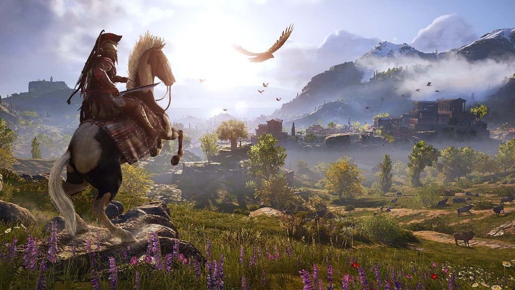Tải ngay game Assassin's Creed Odyssey