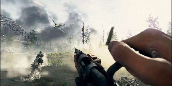 Hình ảnh trong game Battlefield V