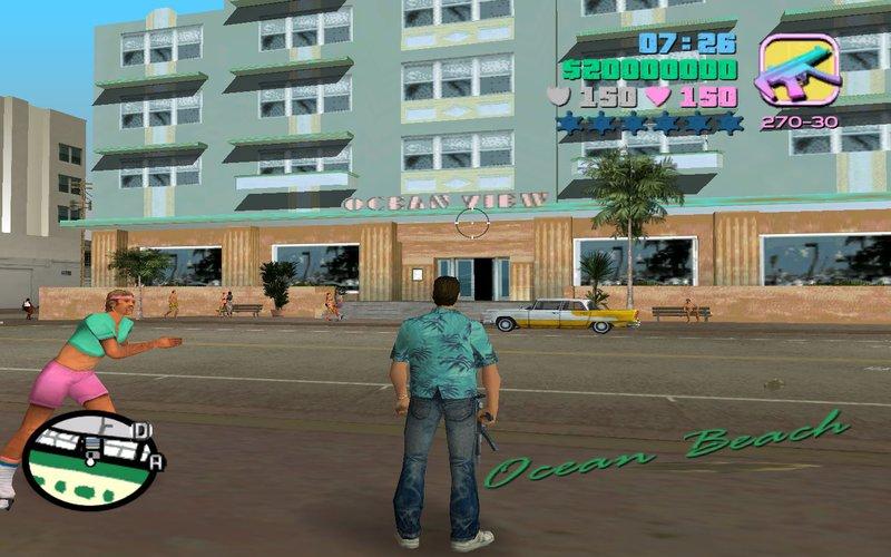 GTA Vice City chủ yếu lấy cảm hứng từ văn hóa Mỹ thập niên 80.