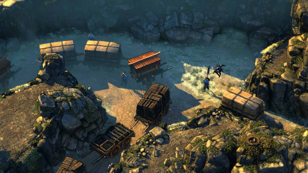 Tải game Shadow Tactics Blades of the Shogun
