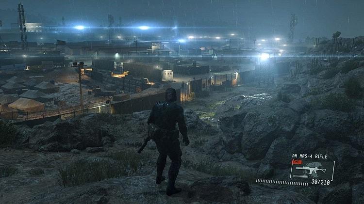 Tải Metal Gear Solid 5 về chiến ngay