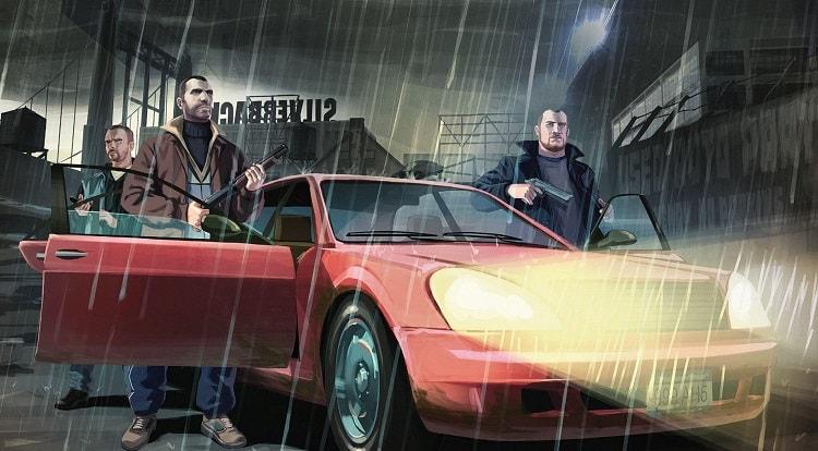 Cốt truyện trong game GTA 4 rất hấp dẫn