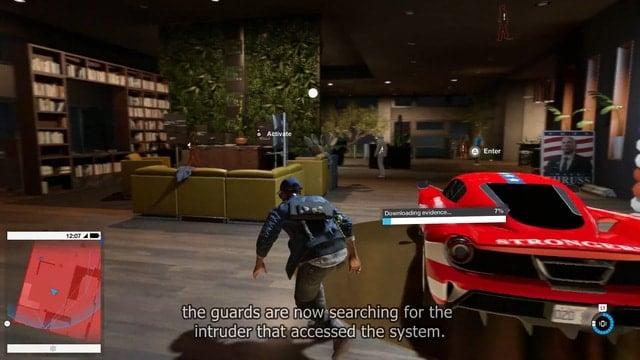 Hình ảnh trong game Watch Dogs 2