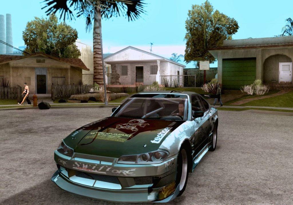 GTA San Andreas Mod Full Xe Cực Đẹp