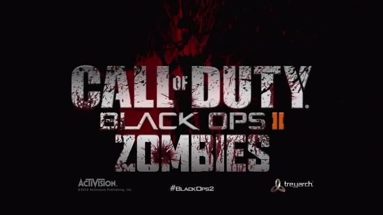 Chế độ chơi Zombie trong Call of Duty Black Ops 2