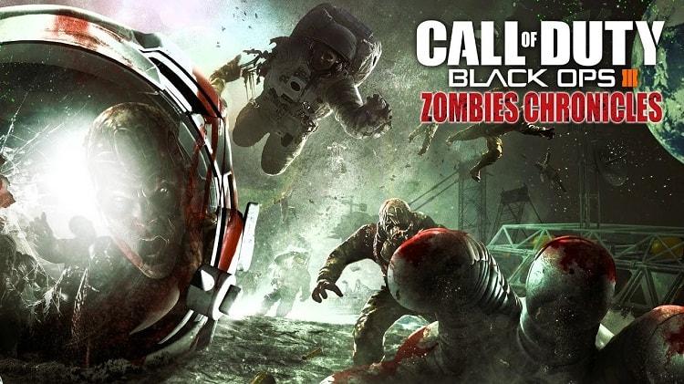 Chế độ bắn Zombie trong Call of Duty Black Ops 3