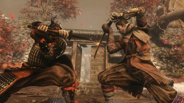 Sekiro: Shadows Die Twice là trò chơi sở hữu độ khó cực cao