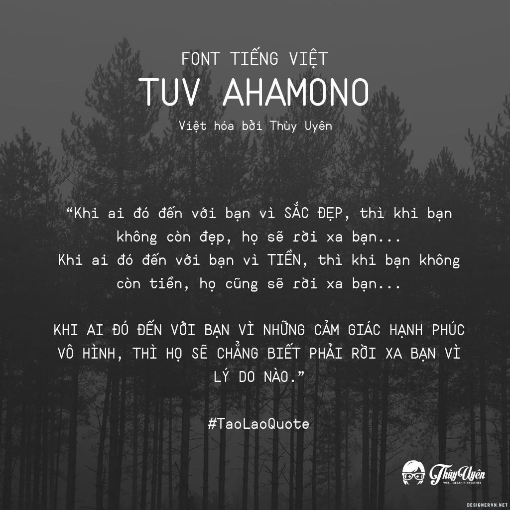 TUV-Ahamono