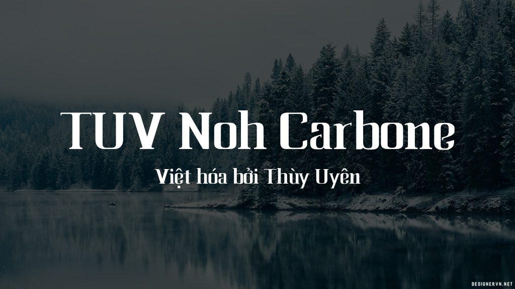 TUV Noh Carbone