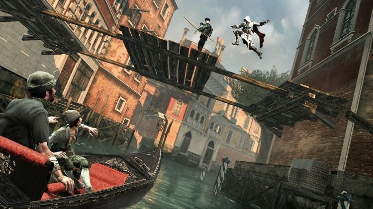 Bối cảnh trong Assassin's Creed 2 là ở thành phố cổ ở Italia thế kỉ 15