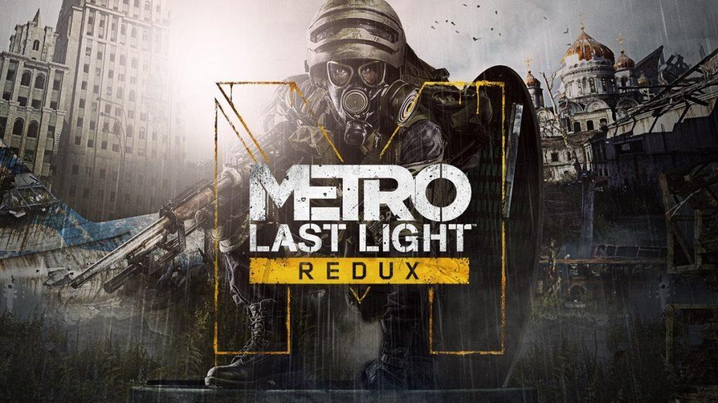 Game Metro Last Light Redux