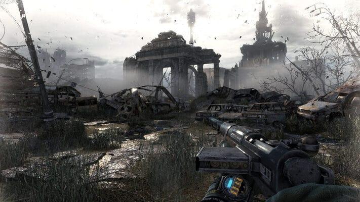 Bối cảnh trong game Metro Last Light Redux