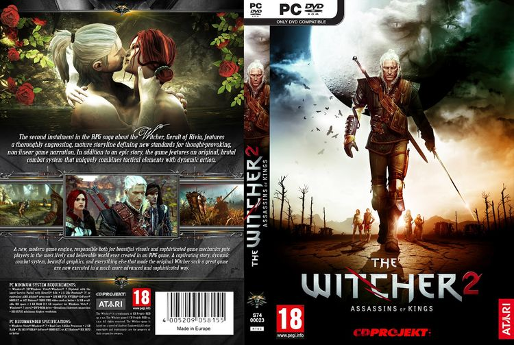 Cấu hình yêu cầu trong game The Witcher 2: Assassins of Kings