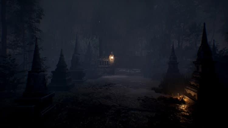 Game lấy cảm hứng từ văn hóa dân gian và thần thoại Thái Lan