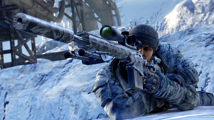 Game Sniper Ghost Warrior Contracts
