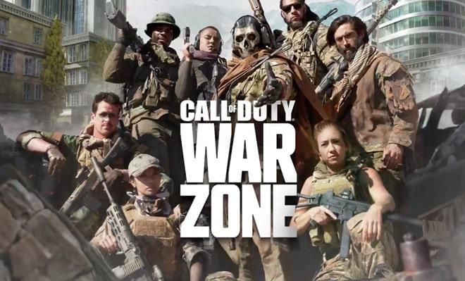 Hướng dẫn đăng ký và tải game Call of Duty Warzone miễn phí 100%