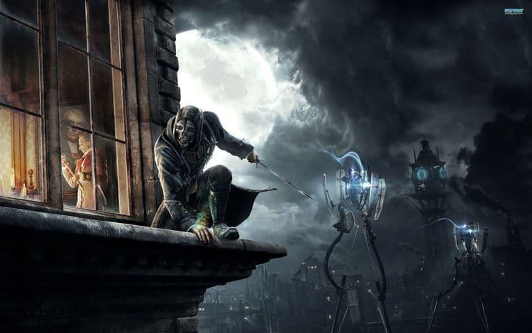 Dishonored game cho máy cấu hình yếu