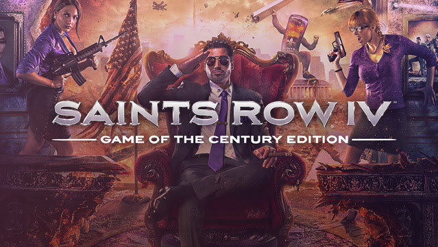 Game Saints Row IV là game dành cho máy cấu hình yếu