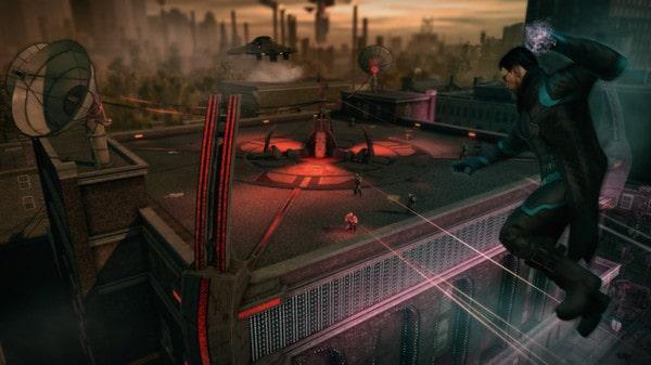 Lối chơi khá thú vị trong game Saints Row IV