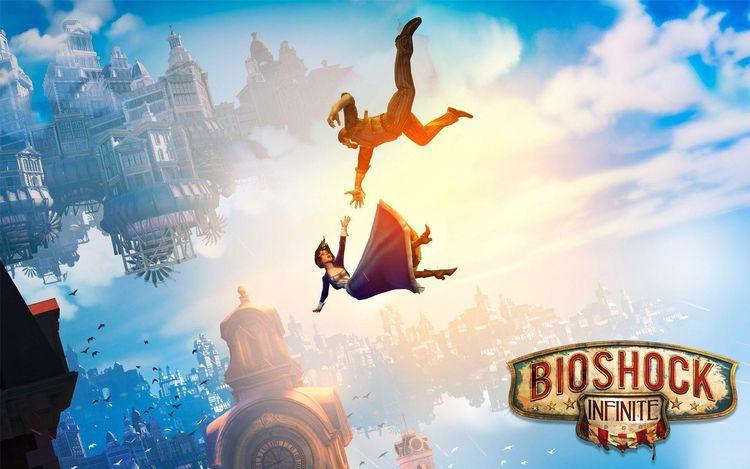 Trải nghiệm thế giới trên không với Bioshock Infinite Việt Hóa