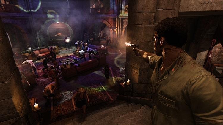 Những pha hành động chân thực trong game Mafia 3