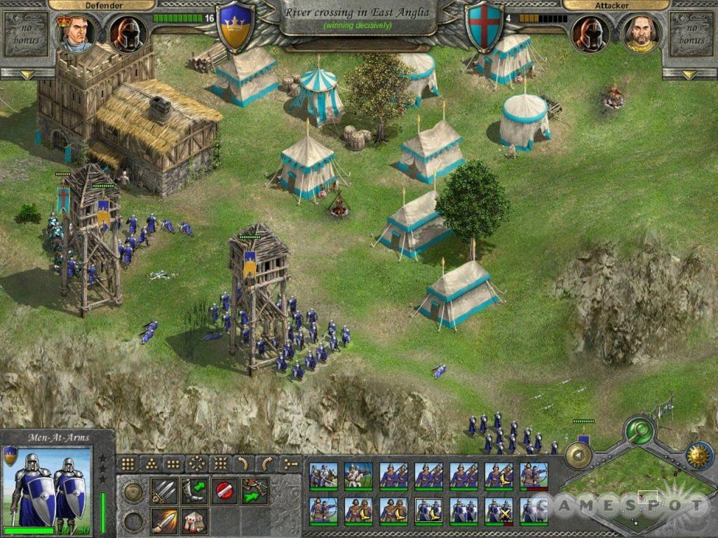 Hình ảnh trong game Knights of Honor