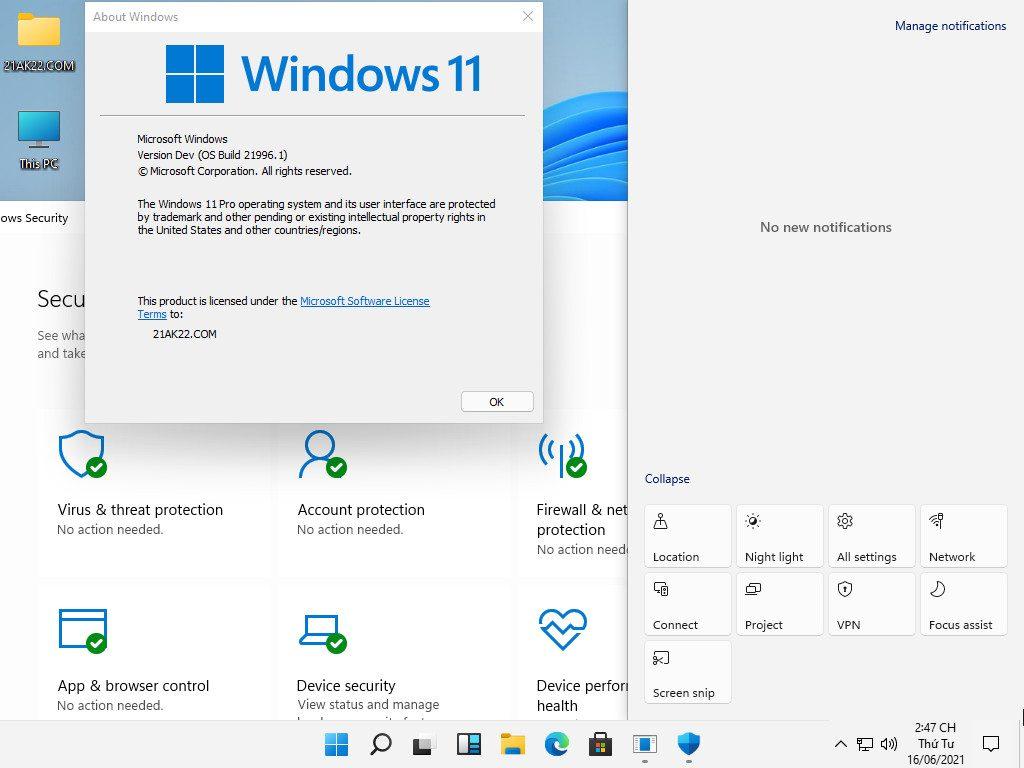 tải windows 11
